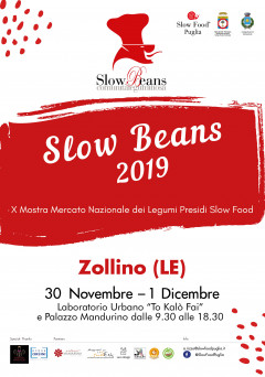 SLOW BEANS 2019